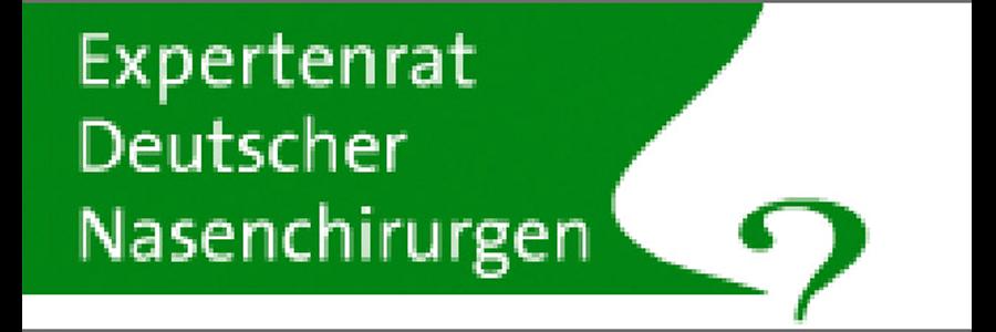 Eichhorn-Sens Expertenrat Deutscher Nasenchirurgen Logo