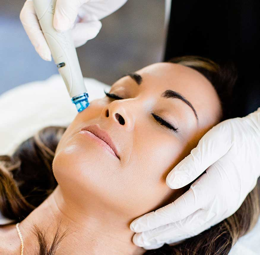 Erlinästhetik BerlinAesthetik - Hydrafacial - Beauty Treatment in Berlin Mitte