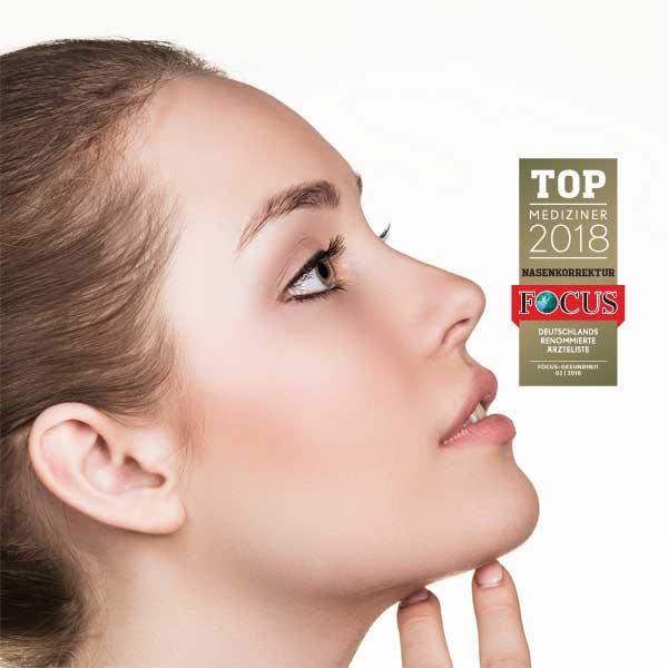 Eichhorn-Sens Spezialist für Nasenkorrektur in Berlin, Rhinoplastik, Rhinosektoplastik, Nasen-OP