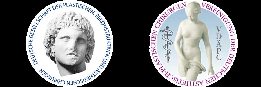 DGPRÄC VDÄPC Logo Dr. Eichhorn-Sens